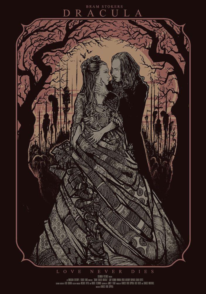 """GODMACHINE art~Bram Stoker's Dracula"""""""
