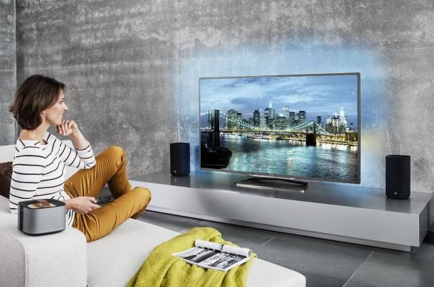 Philips announces first 4K UHD TVs, the 9000 Series