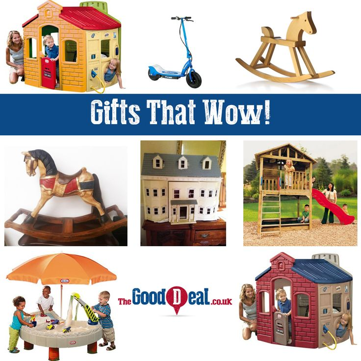 Kids Gifts That Wow!