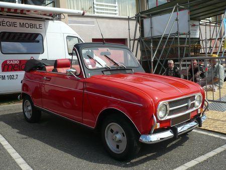 RENAULT 4 TL cabriolet Hambach (1)
