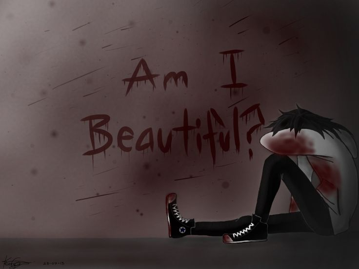 jeff the killer i am beautiful | Jeff The Killer (Am I Beautiful?) by Kim-Tam on deviantART
