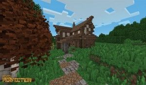 Pixel Perfection Texture Pack para Minecraft 1.6.2