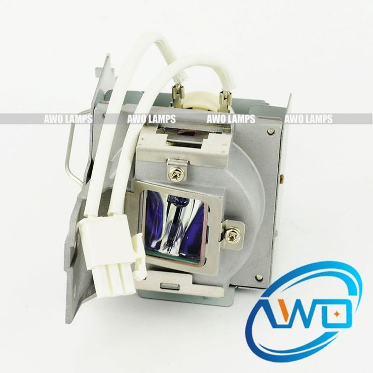 Great AWO Replacement Projector Lamp with Cage for BENQ Lampe Projectors
