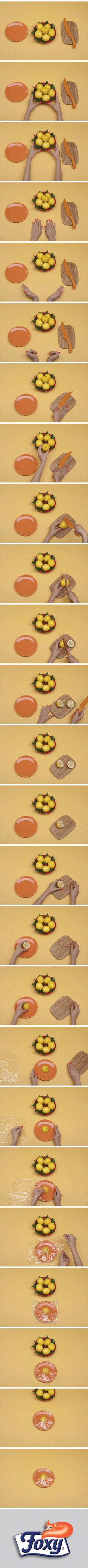 Se i limoni sono tagliati, cospargi un piattino con un velo di sale e zucchero e riponi i limoni con la parte aperta rivolta verso il basso. Oppure, per risparmiare temo e spazio, avvolgili con cura in una pellicola trasparente assicurandoti che non passi l'aria.  Scopri tanti altri segreti per ottimizzare la conservazione dei cibi su www.foxymega.it  #limoni #optimize #conservare #spazio #consigli