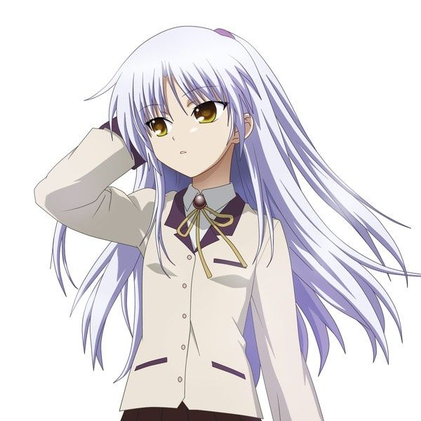 anime anime-fantasy #angelbeats #animegirl