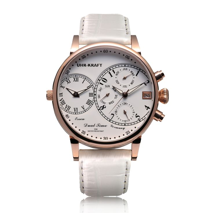 #UHR-KRAFTWatch  Available at www.chronowatchcompany.com