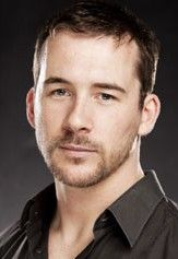 Barry Sloane as Aiden Mathis on Revenge