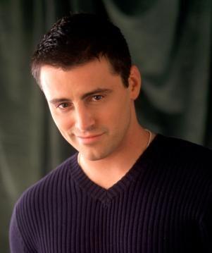 Joey Tribbiani (Matt Leblanc)-Friends. Because even though he was an idiot, he was a hot idiot.