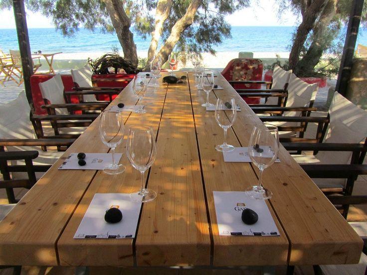 Gaia Winery, Kamari, Santorini