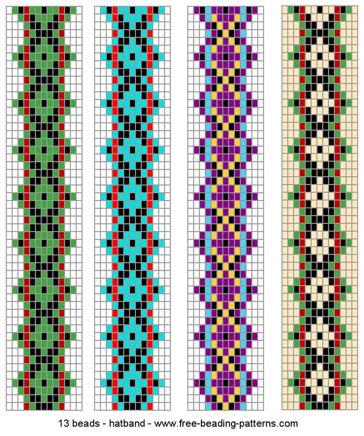 beading patterns printable template to make your own