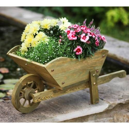 17 mejores ideas sobre carretilla de jard n en pinterest for Carretillas para jardin