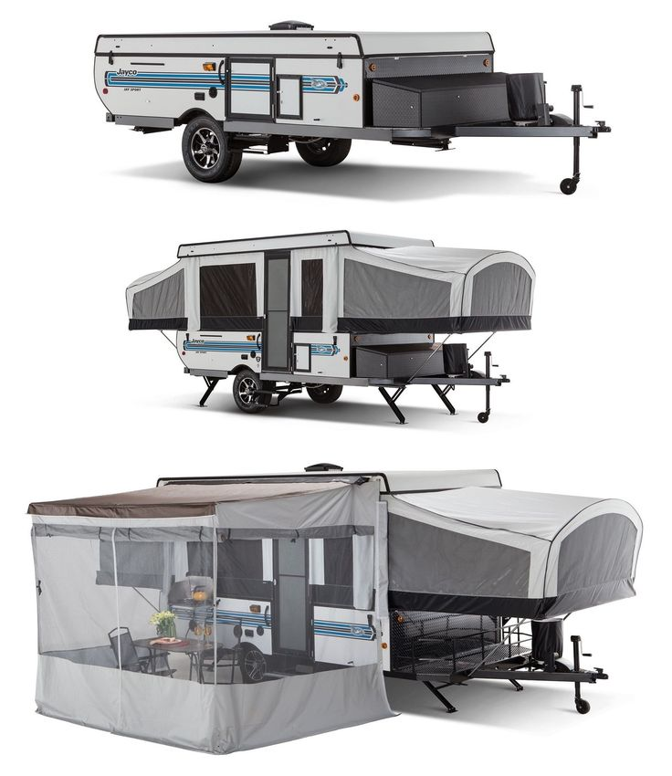 Camping Trailers: Best 25+ Jayco Campers Ideas On Pinterest