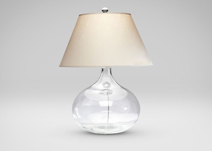 Best 25+ Clear glass table lamp ideas on Pinterest | Table lamp ...