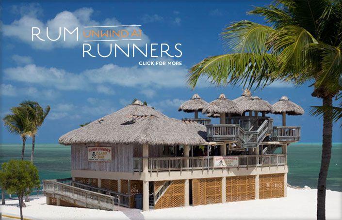 Florida Keys Rum Runners Island Bar Mile Marker 84