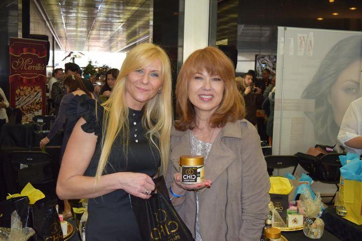 Lee Purcell-Celebrities | CHIC- Irina Marchenkova