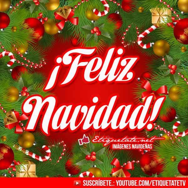 Etiquetate.net | Banco de Postales para desear Feliz Navidad | http://etiquetate.net