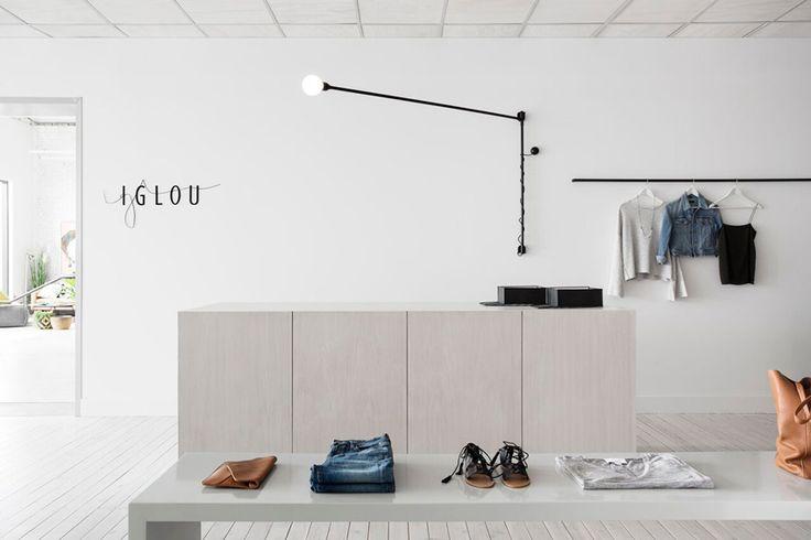 Iglou The Stylish Australian Clothing Store Within The Sonic