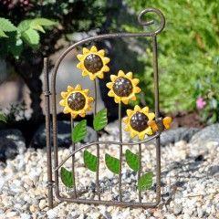 Sunflower Gate