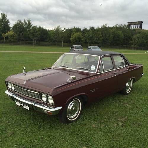 1969 Vauxhall Cresta