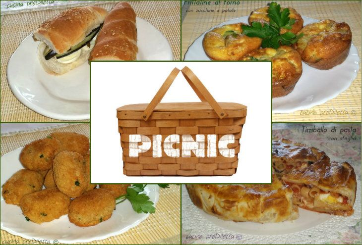 PICNIC ricette
