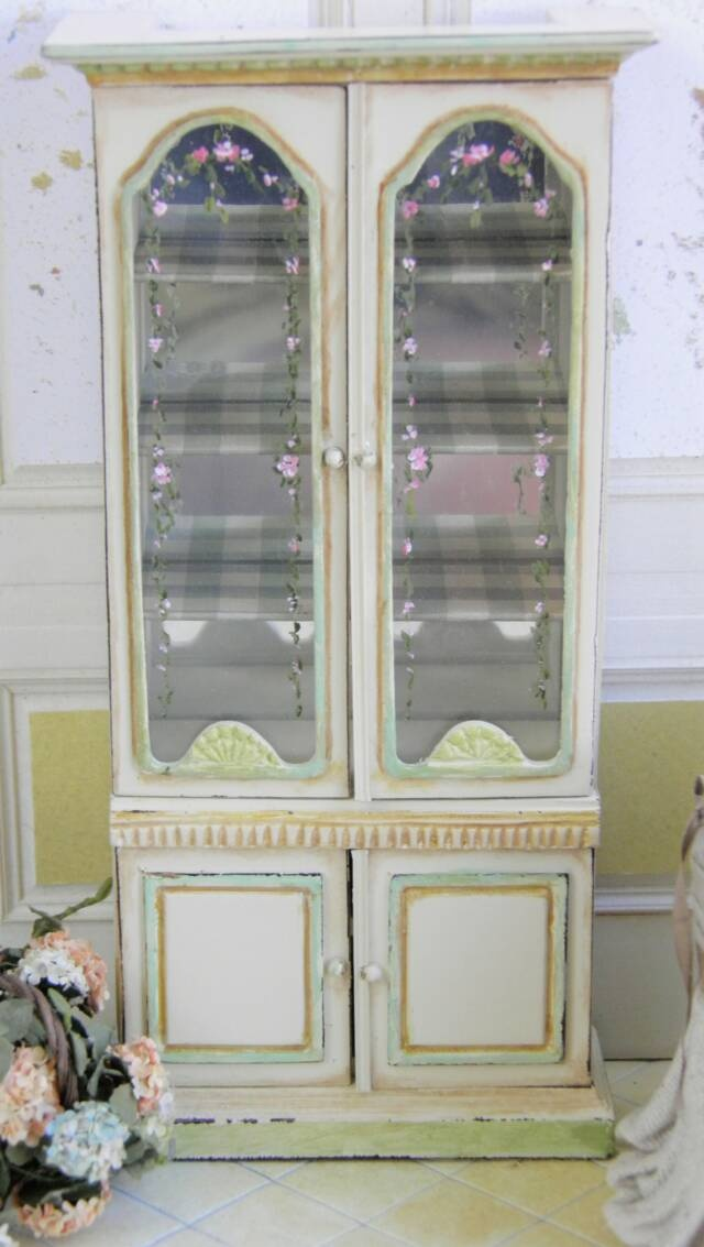 70 best miniature cabinets images on Pinterest | Miniature ...