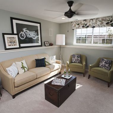 Basement Ledge Design Ideas, Pictures, Remodel, and Decor