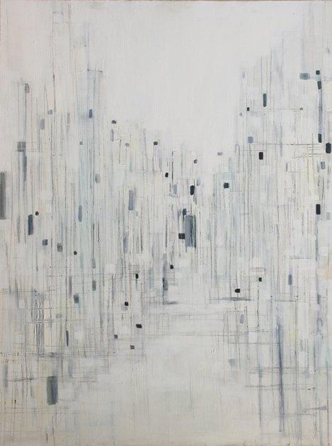 acryll/oil on canvas, 60x50cm