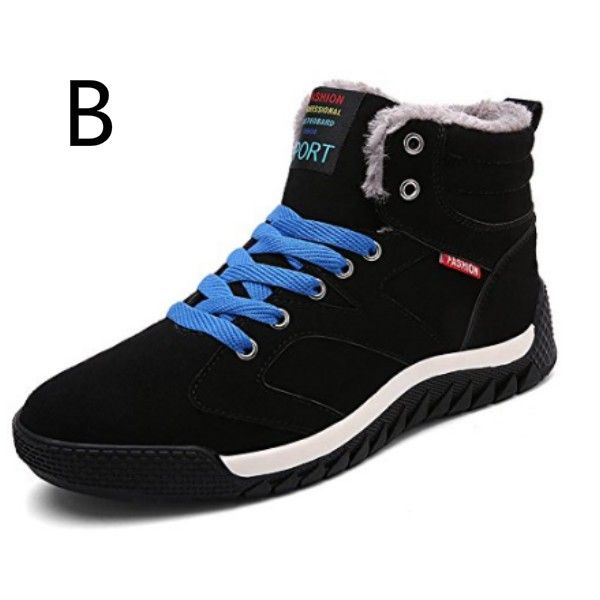 B Style Warm Ankle Boots