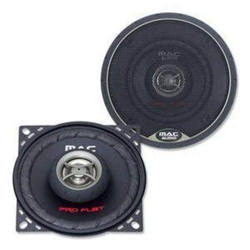 Mac Audio Pro Flat 13.2 - 2-Wege Koaxial System Einbaulautsprecher mit sehr geringer Einbautiefe