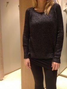 Black shimmer jersey R 499,95- Mango  http://www.lipstickspin.com/blog/fashion-essentials/winter-jerseys/