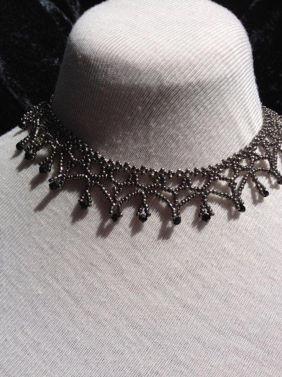 Medieval Gumption Collar Necklace by ZarasZeal on Etsy