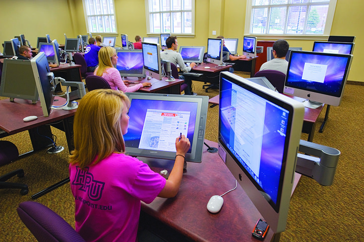 HPU Campus Named One of Top Five in Nation High Point University | High Point University | High Point, NC