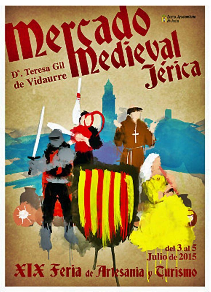 Jérica celebra este fin de semana su feria medieval