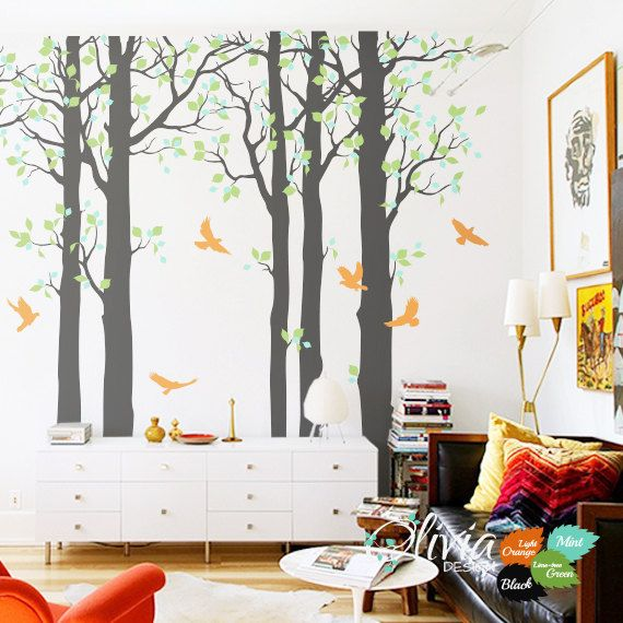 Best Wall Decal TheOliviaDesign Images On Pinterest - Custom vinyl wall decals large   how to remove