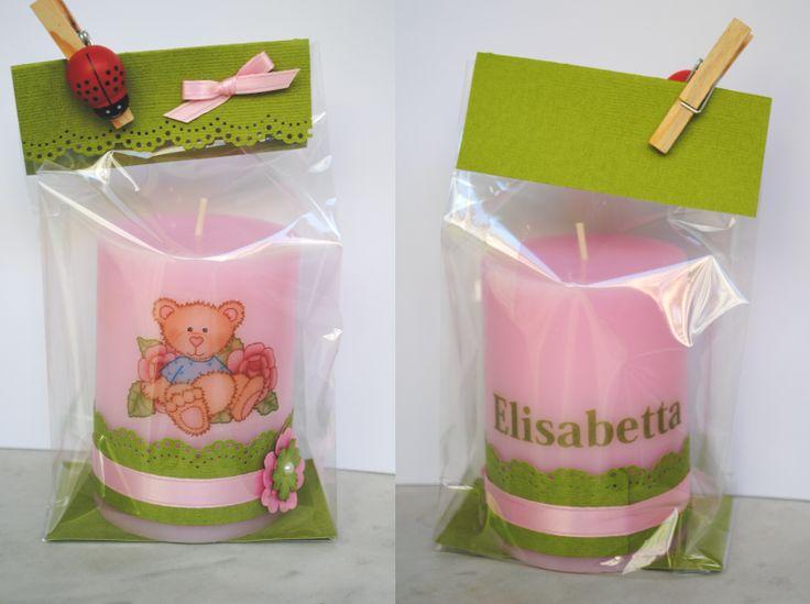 idea for decoration candle