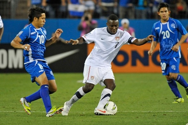 A 3-3 draw with El Salvador means the U.S. was eliminated from the CONCACAF Olympic qualifying tournament. (Getty Images) Add Around The Rings on www.Twitter.com/AroundTheRings & www.Facebook.com/AroundTheRings for the latest info on the Olympics.