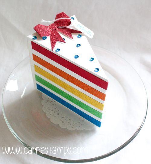 Two Tier Cutie Pie Cake