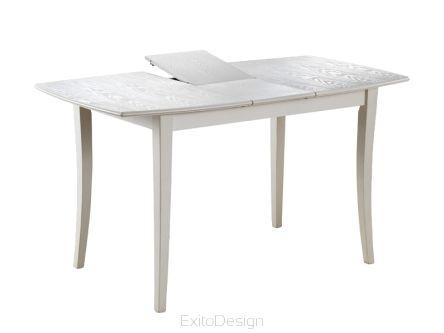 Stół rozkładany MARTINA bianco - Sklep ExitoDesign