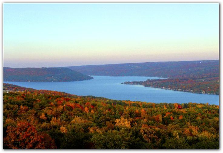 Keuka Lake Finger Lakes Region N Y State Beautiful