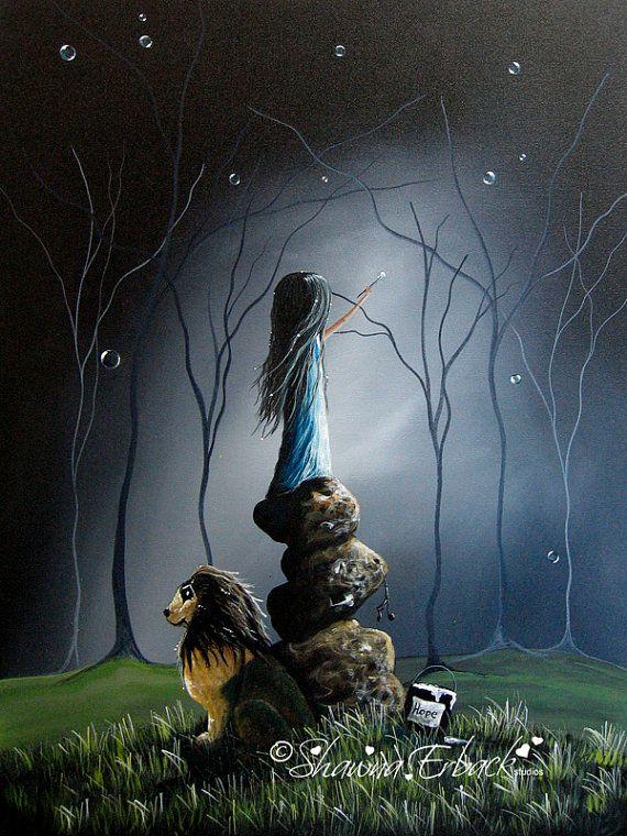 GOTHIC FANTASY by Shawna Erback