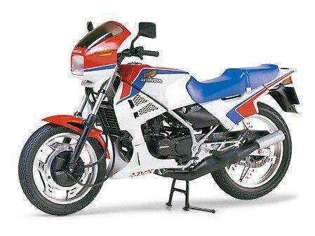 Honda MVX250F Motorcycle 1/12 Tamiya