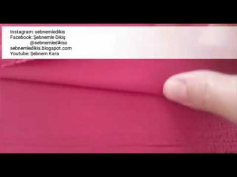 giysilerden kalıp çıkartma - YouTube