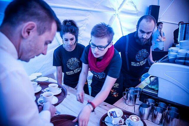TRANSATLANTYK 2014 / KINO KULINARNE / GOPPION CAFFE