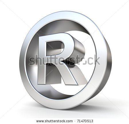 registered trademark symbol mac