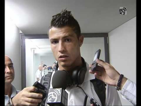 Video Hertha Berlín 1-3 Real Madrid; Pepe y Cristiano Ronaldo en zona mixta