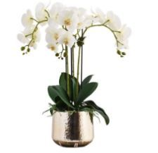 The preferred brand of Interior Decorators for luxury, high-design artificial flowers, plants, modern pots, faux flowers & artificial flowers for decoration. We ship our products worldwide.