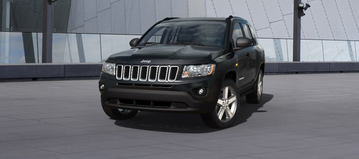 2013 Jeep Compass Sport and Jeep Compass Limited