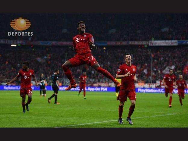 Disfruta las mejores imágenes y resultados de la cuarta fecha de Champions League