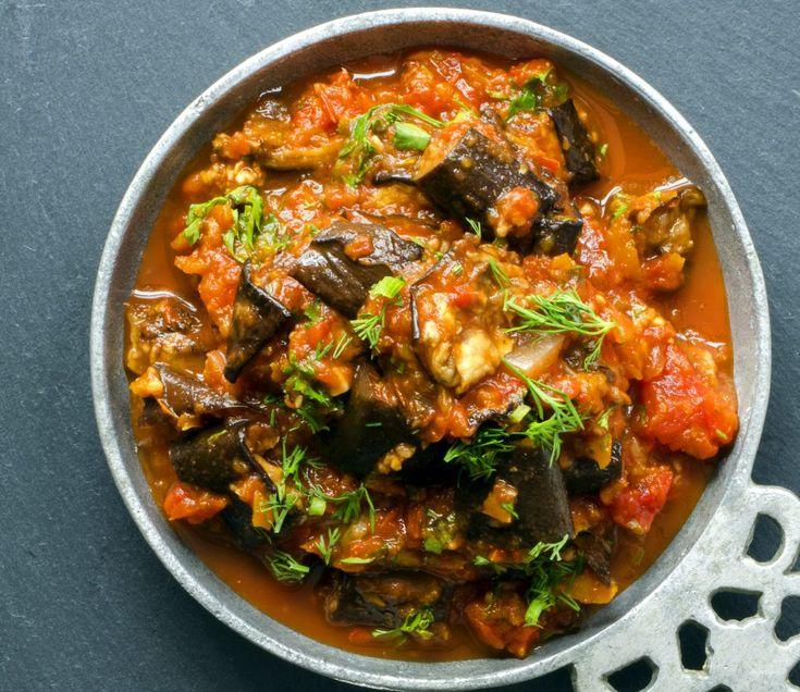 Zaalouk – salată marocană de vinete | Retete culinare - Romanesti si din Bucataria internationala