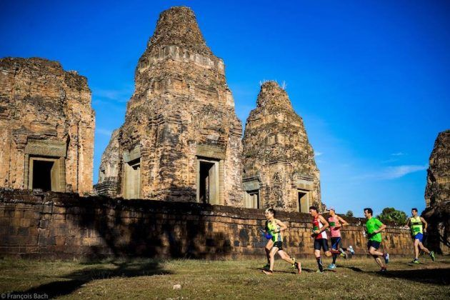 Race Gallery: Photos From The 2018 Ultra Trail Of Angkor
